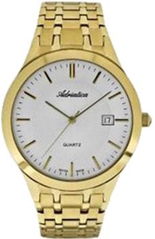 Наручные мужские часы Adriatica 1243.1113q (Коллекция Adriatica Twin)