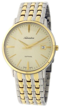 Наручные мужские часы Adriatica 1243.2111q (Коллекция Adriatica Twin)