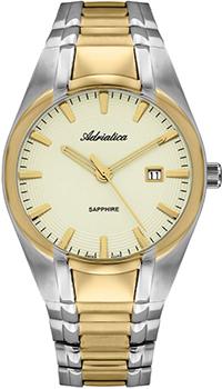 Наручные мужские часы Adriatica 1251.2111q (Коллекция Adriatica Twin)