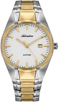 Наручные мужские часы Adriatica 1251.2113q (Коллекция Adriatica Twin)