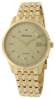 Наручные мужские часы Adriatica 1256.1111q