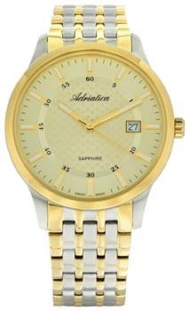 Наручные мужские часы Adriatica 1256.2111q