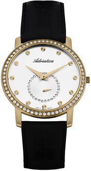 Наручные женские часы Adriatica 1262.1243qz (Коллекция Adriatica Multifunction)