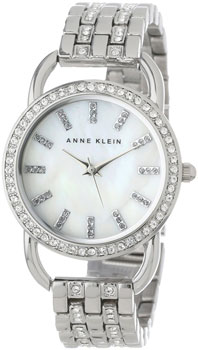 Наручные женские часы Anne Klein 1263mpsv (Коллекция Anne Klein Crystal)