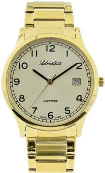 Наручные мужские часы Adriatica 1267.1121q