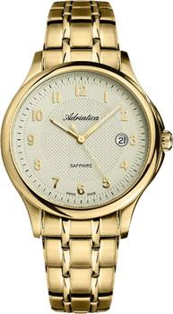 Наручные мужские часы Adriatica 1272.1121q
