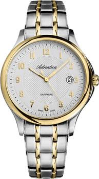 Наручные мужские часы Adriatica 1272.2123q