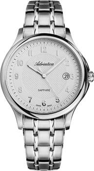 Наручные мужские часы Adriatica 1272.5123q