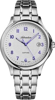 Наручные мужские часы Adriatica 1272.51b3q
