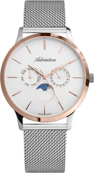 Наручные мужские часы Adriatica 1274.R113qf