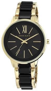 Наручные женские часы Anne Klein 1412bkgb