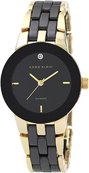 Наручные женские часы Anne Klein 1610bkgb