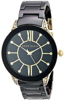 Наручные женские часы Anne Klein 1672bkgb