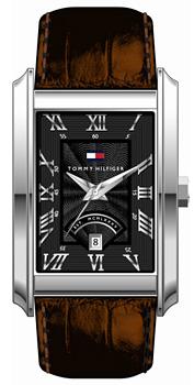 Наручные мужские часы Tommy Hilfiger 1710127 (Коллекция Tommy Hilfiger Flagstaff)