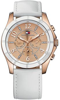 Наручные женские часы Tommy Hilfiger 1781143 (Коллекция Tommy Hilfiger Moab)
