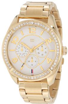 Наручные женские часы Tommy Hilfiger 1781253 (Коллекция Tommy Hilfiger Gracie)