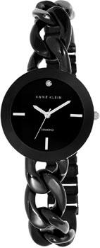 Наручные женские часы Anne Klein 1835bkbk