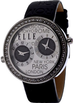 Наручные женские часы Elle 20038s07n (Коллекция Elle Leather)