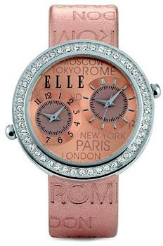 Наручные женские часы Elle 20038s19n (Коллекция Elle Leather)