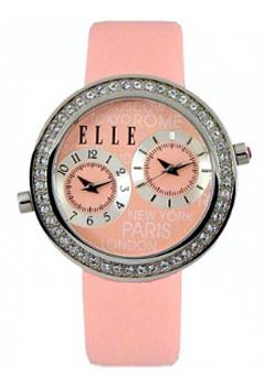 Наручные женские часы Elle 20038s22n (Коллекция Elle Leather)