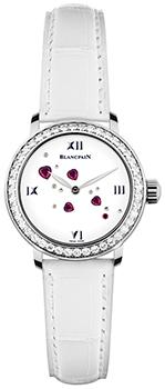 Наручные женские часы Blancpain 2102-4627-55