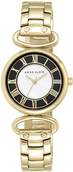 Наручные женские часы Anne Klein 2122bkgb