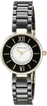 Наручные женские часы Anne Klein 2178bkgb