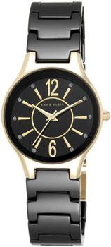 Наручные женские часы Anne Klein 2182bkgb