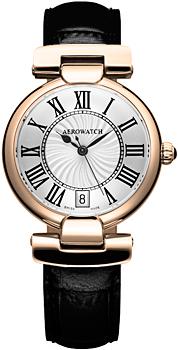 Наручные женские часы Aerowatch 24932-Ro08