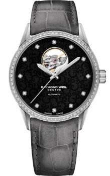 Наручные женские часы Raymond Weil 2750-Sls-20081 (Коллекция Raymond Weil Freelancer)