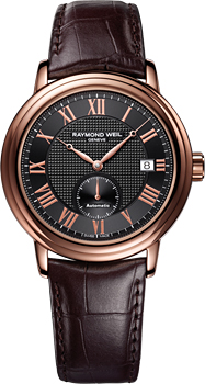 Наручные мужские часы Raymond Weil 2838-Pc5-00209 (Коллекция Raymond Weil Maestro)