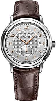 Наручные мужские часы Raymond Weil 2838-Sl5-05658 (Коллекция Raymond Weil Maestro)