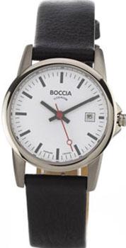 Наручные женские часы Boccia 3080-07 (Коллекция Boccia Titanium)