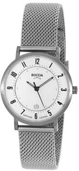 Наручные женские часы Boccia 3154-07 (Коллекция Boccia Superslim)