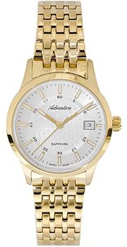 Наручные женские часы Adriatica 3156.1113q (Коллекция Adriatica Twin)