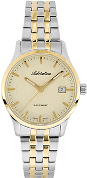Наручные женские часы Adriatica 3156.2111q (Коллекция Adriatica Twin)