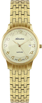 Наручные женские часы Adriatica 3168.1121q (Коллекция Adriatica Ladies)