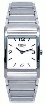 Наручные женские часы Boccia 3188-01 (Коллекция Boccia Dress)