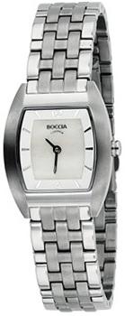 Наручные женские часы Boccia 3195-01 (Коллекция Boccia Dress)