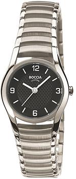 Наручные женские часы Boccia 3207-01 (Коллекция Boccia Style)