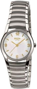 Наручные женские часы Boccia 3207-03 (Коллекция Boccia Style)