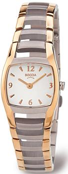 Наручные женские часы Boccia 3208-03 (Коллекция Boccia Dress)