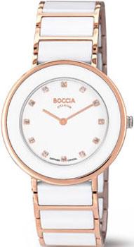 Наручные женские часы Boccia 3209-04 (Коллекция Boccia Titanium)