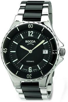 Наручные женские часы Boccia 3215-02 (Коллекция Boccia Ceramic)