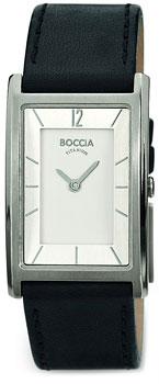 Наручные женские часы Boccia 3217-01 (Коллекция Boccia Style)