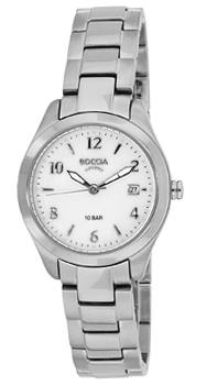 Наручные женские часы Boccia 3224-01 (Коллекция Boccia Dress)