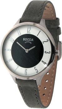 Наручные женские часы Boccia 3240-01 (Коллекция Boccia Superslim)