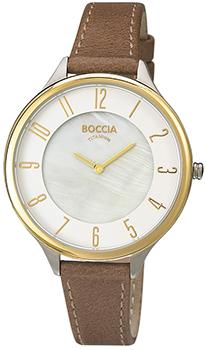 Наручные женские часы Boccia 3240-02 (Коллекция Boccia Titanium)