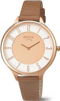Наручные женские часы Boccia 3240-03 (Коллекция Boccia Titanium)