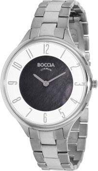 Наручные женские часы Boccia 3240-04 (Коллекция Boccia Superslim)